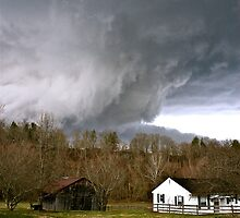 West Liberty, KY Tornado by Kent Nickell