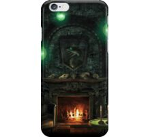 Slytherin Common Room iPhone Case/Skin