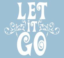 Let it Go Kids Tee
