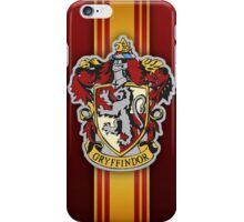 Gryffindor Ribbon iPhone Case/Skin