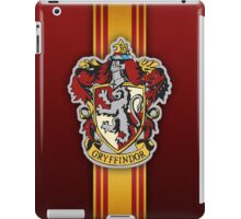 Gryffindor Ribbon iPad Case/Skin