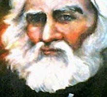 Henry Wadsworth Longfellow by Barbara Sparhawk