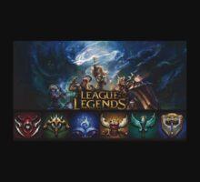League of Legends Kids Clothes