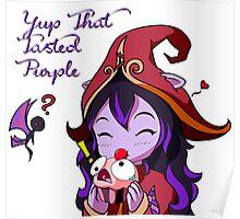 Lulu - That Tasted Purple Poster