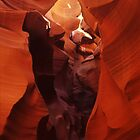 Antelope Canyon by Rich Sirko