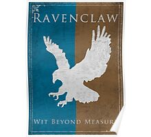 Game of Thrones Banner - Ravenclaw Poster