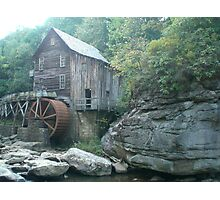 Gris Mill Photographic Print
