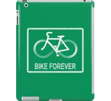 Bike Forever iPad Case/Skin