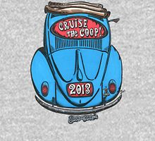 Cruise the Coop  Mens V-Neck T-Shirt