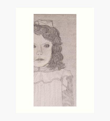 Hide & Seek Circa 1908 Art Print