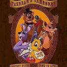 Fazbear's Jamboree by ninjaink