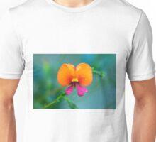 Flame Pea - Chorizema cordatum Unisex T-Shirt