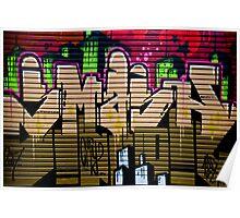 Urban Artist02 Poster