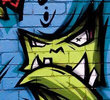 Urban Artist03 by Josh Prior