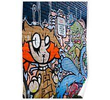 Urban Artist07 Poster