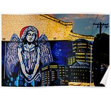 Urban Angel Poster