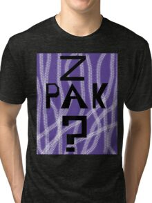 Question Z Pak Tri-blend T-Shirt