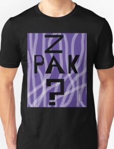 Question Z Pak Unisex T-Shirt