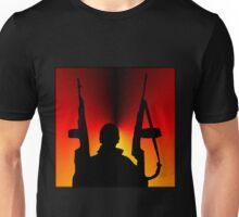 Fire Power Unisex T-Shirt