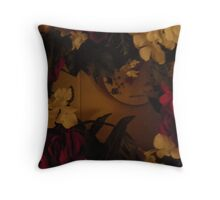 abstract of Gregory of Praise Throw Pillow