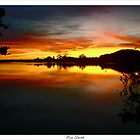 Amber Reflection by engride
