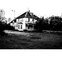 The Murder House Photographic Print