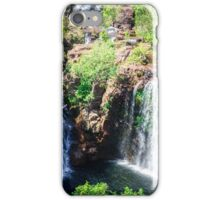 Florence Falls, from the top iPhone Case/Skin