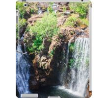 Florence Falls, from the top iPad Case/Skin