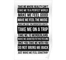Make me feel good Poster