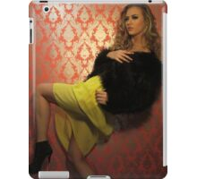 Super model iPad Case/Skin