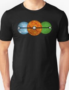 Pokemon Starters T-Shirt