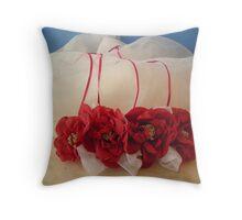 essence of elisa Throw Pillow