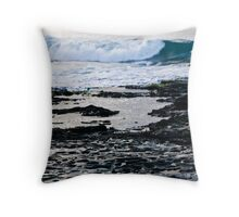 The Surfer Throw Pillow