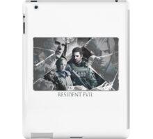 Resident Evil 6 Shattered iPad Case/Skin