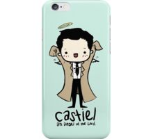 Castiel - Angel of the Lord iPhone Case/Skin