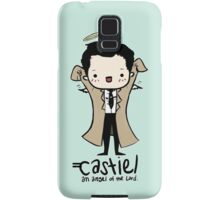 Castiel - Angel of the Lord Samsung Galaxy Case/Skin