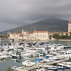 Trogir Croatia - marina by Ren Provo