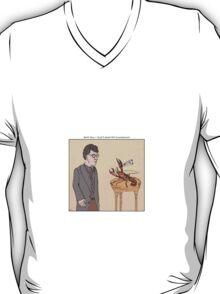 Annie Hall + Alice in Wonderland T-Shirt