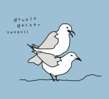 Double Decker Seagull by roxx