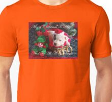 Merry Christmas To All Unisex T-Shirt