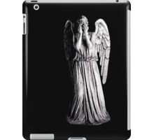 Weeping Angel - Don't Blink iPad Case/Skin