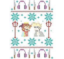 Ugly Sweater Photographic Print