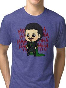 Steve, King of Asgard! Tri-blend T-Shirt