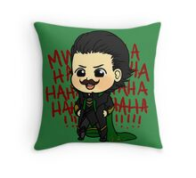Steve, King of Asgard! Throw Pillow