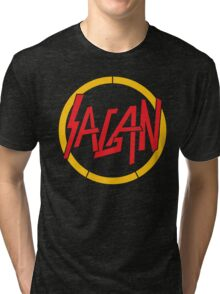 Sagan / Slayer (Monsters of Grok) Tri-blend T-Shirt
