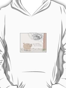 Charlotte's Web + The Office T-Shirt