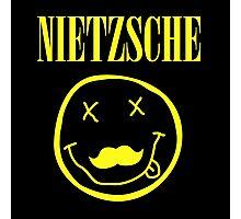 Nietzsche / Nirvana (Monsters of Grok) Photographic Print