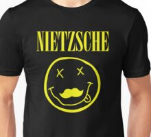 Nietzsche / Nirvana (Monsters of Grok) Unisex T-Shirt