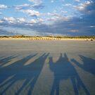 cable beach shadows by SusanC