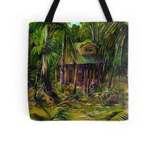 the Artists retreat - Montville Queensland Tote Bag